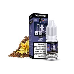 The Rebels 10ml The Rebels 6mg/ml