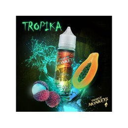 Twelve Monkeys - Tropika 0 mg/ml 50ml