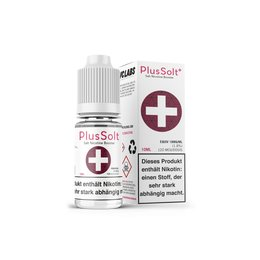 PlusSolt 10ml Nikotinsalz Shot 50VG / 50PG 18 mg/ml