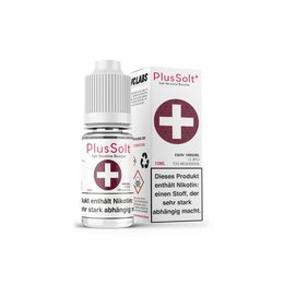 PlusSolt 10ml Nikotinsalz Shot 70VG / 30PG 18 mg/ml